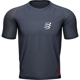 Compressport Performance SS Tshirt Men, grey